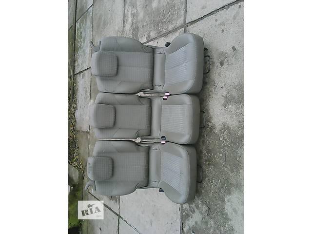 продам Б/у сиденье для легкового авто Renault Scenic бу в Бориславе