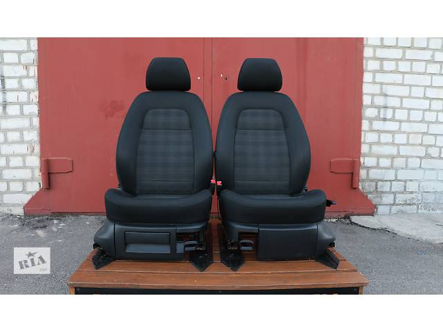 продам Б/у сиденье для легкового авто Skoda Fabia бу в Киеве