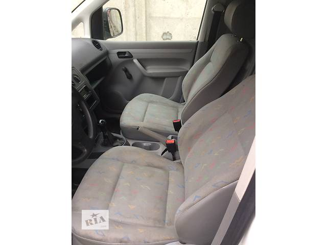 бу Б/у сиденье для легкового авто Volkswagen Caddy в Киеве