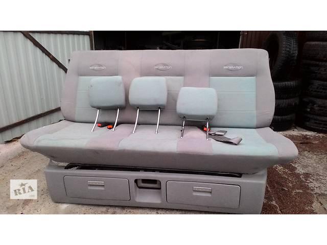 бу Б/у сиденье для легкового авто Volkswagen Multivan в Яворове (Львовской обл.)
