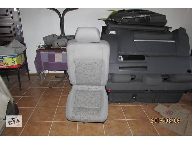 Б/у сиденье для микроавтобуса Volkswagen Caravella- объявление о продаже  в Хусте