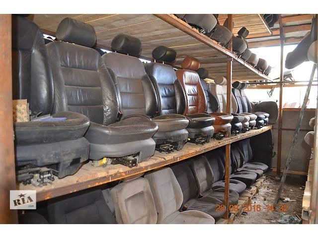 купить бу Б/у сиденье для седана Audi A6 в Киеве