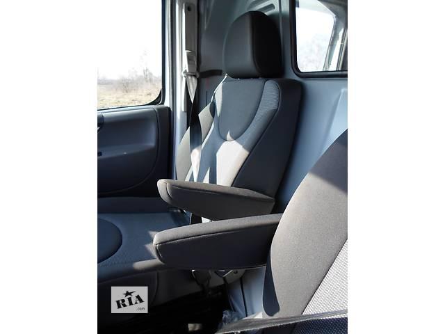 бу Б/у сиденье водителя, пасс. для минивена Peugeot Expert Пежо Эксперт с 2007г в Ровно