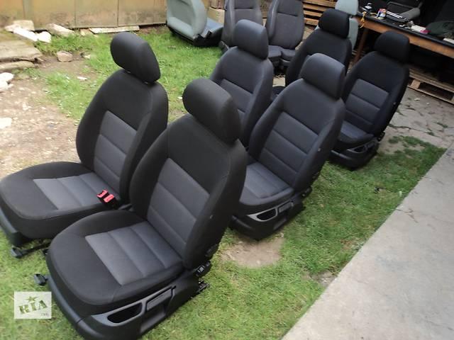 продам Б/у сиденье з седана Skoda Octavia A5 шкода октавия а5 бу в Старом Самборе