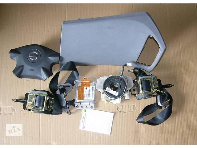 продам Б/у система безопасности комплект  Nissan Primera P12 бу в Киеве