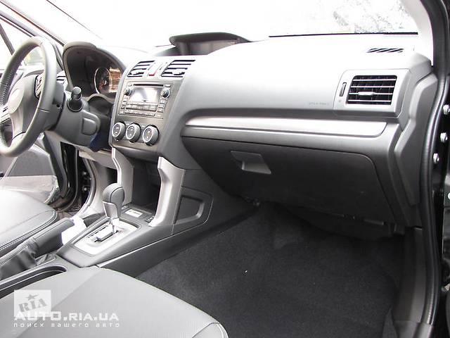 продам Б/у система безопасности комплект  Subaru Forester бу в Киеве
