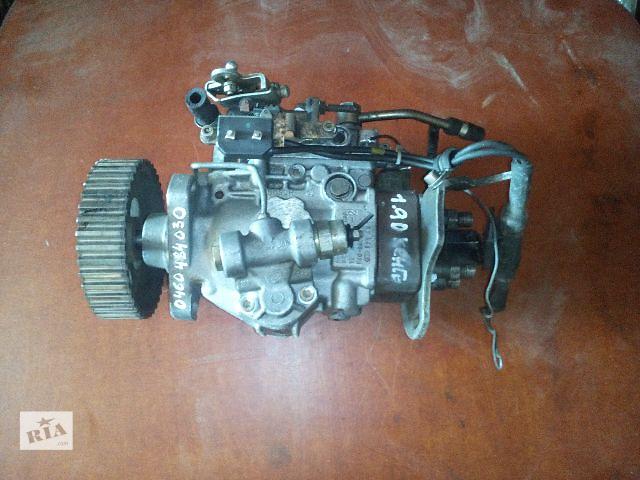 купить бу Б/у топливный насос высокого давления для легкового авто Renault Kangoo 1.9D (бош) в Ковеле