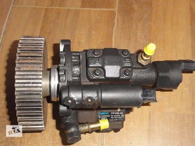 продам Б/у топливный насос высокого давления/трубки/шест для легкового авто Citroen Jumper 1,6HDI-2.0HDI бу в Луцке