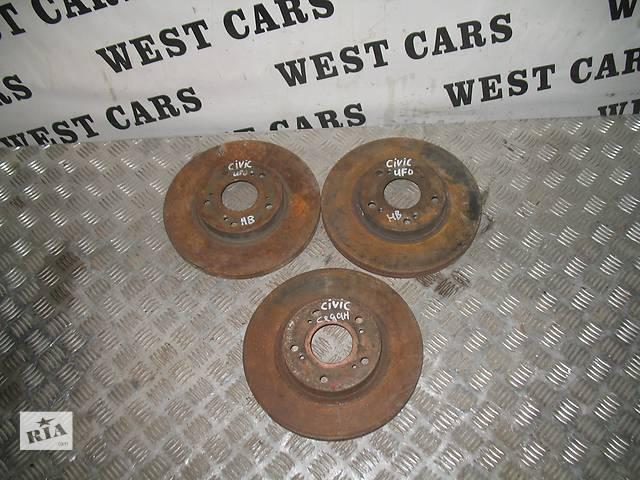купить бу Б/у тормозной диск для легкового авто Honda Civic Hatchback 2008 в Луцке