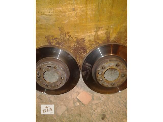 купить бу Б/у тормозной диск для легкового авто Volkswagen Touareg в Ивано-Франковске