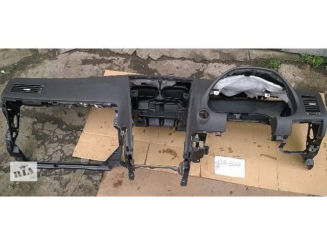 купить бу Б/у торпедо в сборе с airbag 55401-30740-C0 для седана праворульного Lexus GS 300 2007г в Николаеве