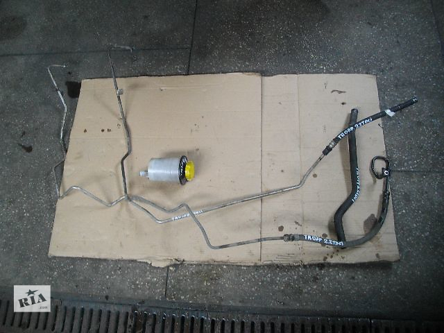 продам Б/у трубки усилителя рулевого управления для легкового авто Ford Transit 2007 бу в Львове