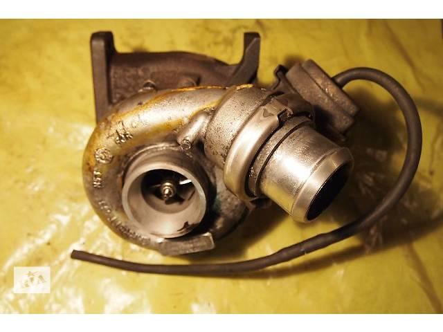 продам Б/у турбина на Mercedes Sprinter 2002рв тип а 6110960599 мотор 2.2 cdi ом 611 на 90км простая на более слабые моторы бу в Черновцах