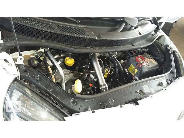 бу Б/у Турбіна турбина для Renault Scenic Рено сценик 1,5 DCI 78кВт 2009г. в Рожище