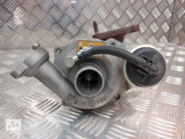 продам Б/у турбина для легкового авто Mazda Premacy бу в Львове
