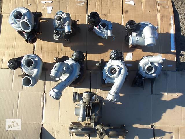 Б/у турбина для легкового авто Seat Ibiza 1.9- объявление о продаже  в Ковеле