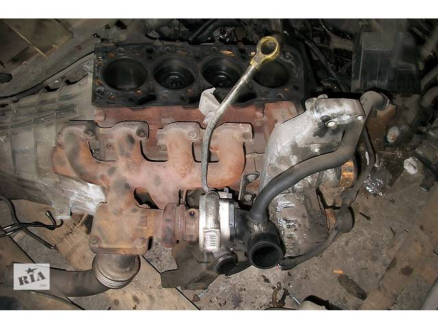 Б/у Турбина Двигатель дизель 2,4 TDCI Форд Транзит Ford Transit 2004- объявление о продаже  в Рожище