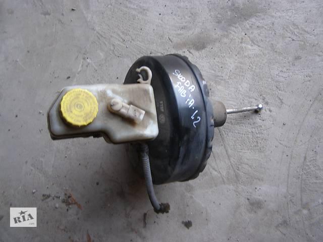 бу Б/у усилитель тормозов для легкового авто Skoda Fabia 1.2 в Таврийске
