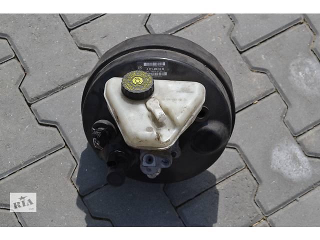 продам Б/у усилитель тормозов для седана Mercedes S 320 бу в Черновцах