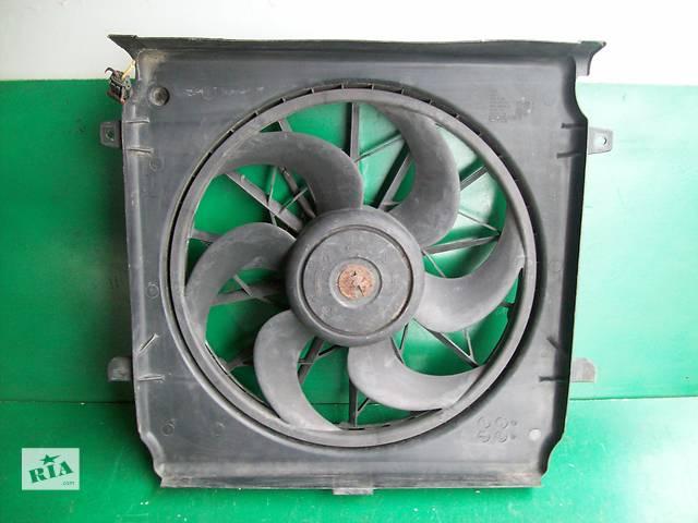 бу Б/у вентилятор осн радіатора для легкового авто Jeep Cherokee K1 в Луцке