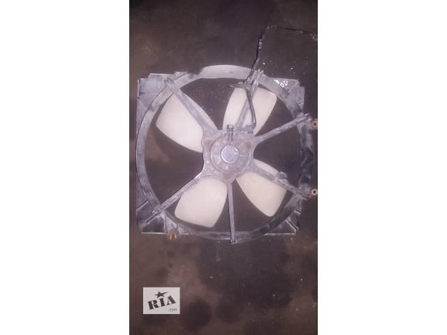 Б/у вентилятор осн радиатора для легкового авто Mazda 2,0D- объявление о продаже  в Ковеле