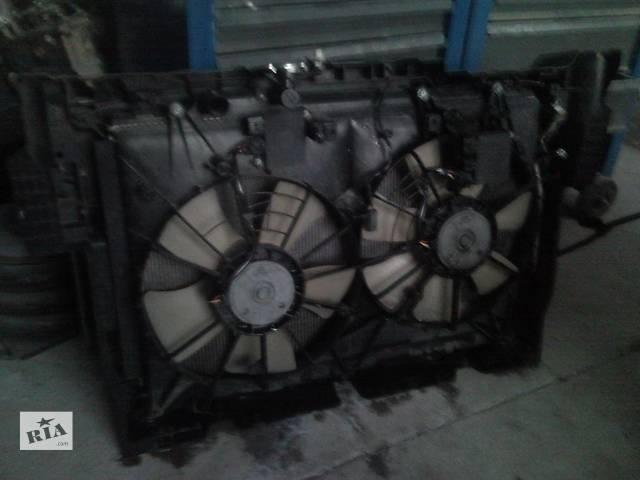 бу Б/у вентилятор осн радиатора  Mazda CX-7 в Киеве