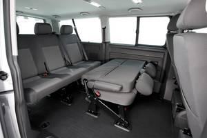б/в Внутрішні компоненти кузова Volkswagen T5 (Transporter)