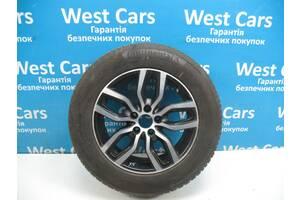 Б/У Диск R18 c шиной 255/60 Continental X5 2013 - 2018 . Лучшая цена!