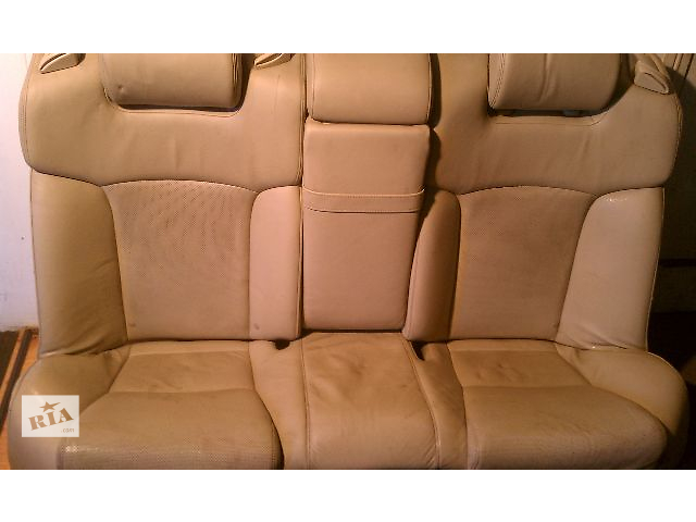 продам Б/у заднее сиденье для седана  Lexus GS300 2007 бу в Николаеве