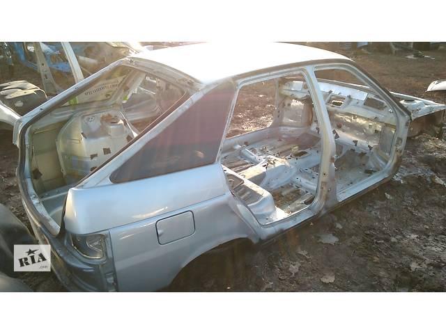 бу Б/у задняя часть кузова  для легкового авто ВАЗ 2112 в Умани