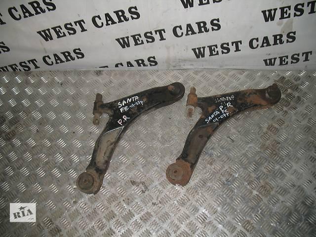 продам б/у Задний/передний мост/балка, подвеска, амортиз Рычаг Легковой Hyundai Santa FE 2003 бу в Луцке