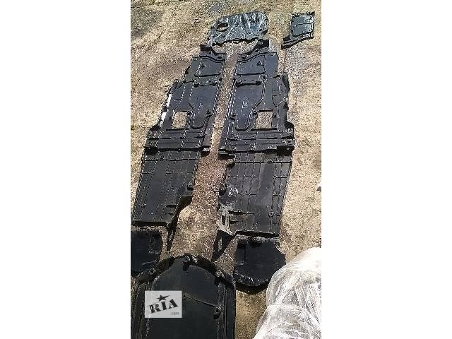 бу Б/у защита шасси для седана Lexus LS 460 L 2007г в Николаеве