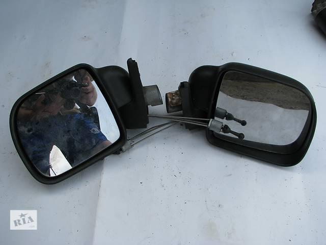 бу Б/у зеркала заднего вида боковые Renault Rapid 1996 в Броварах