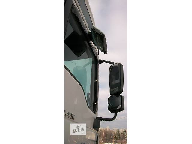 Б/у зеркало для грузовика МАН MAN TGA 18 480 Evro3 2003 TGA- объявление о продаже  в Рожище