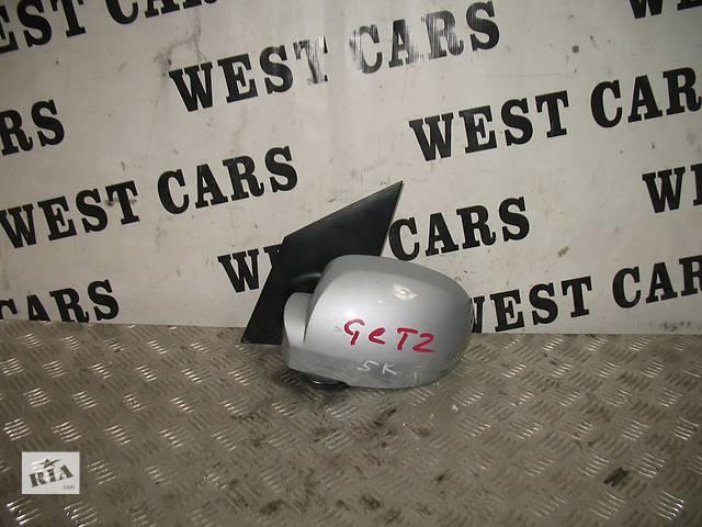 продам Б/у зеркало для легкового авто Hyundai Getz Hatchback 5D 2006 бу в Луцке