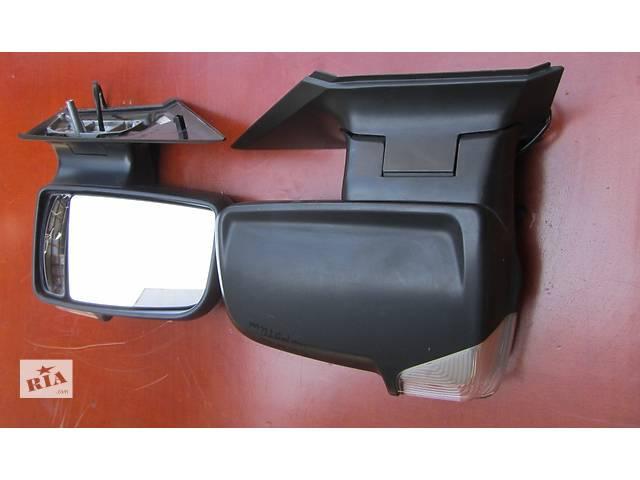 продам Б/у зеркало, дзеркало заднего вида левое Фольксваген Крафтер Volkswagen Crafter 2006-10гг. бу в Ровно