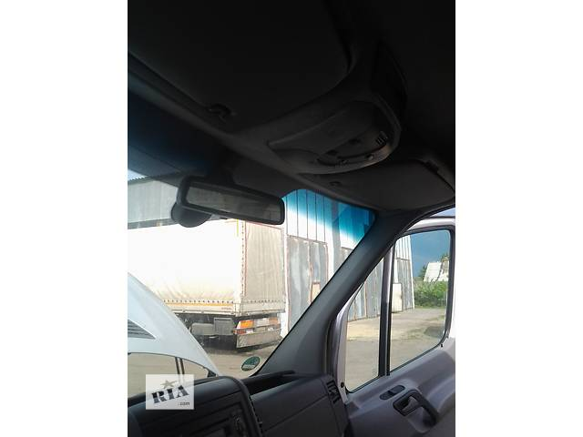 продам Б/у Зеркало салона Volkswagen Crafter Фольксваген Крафтер 2.5 TDI 2006-2010 бу в Рожище