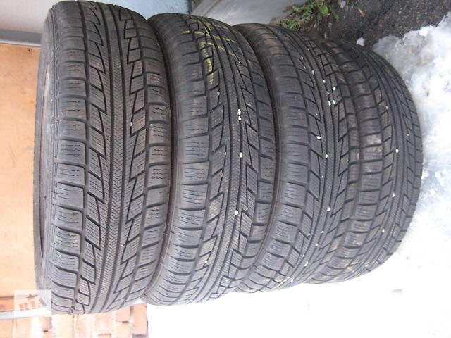 """продам Б/у зимн.шины для легкового авто Peugeot Partner,175/65/14 """"Nankang""""snow viva sv-2, 15г.в.,все шины-8мм бу в Житомире"""