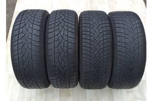 Б/у шины 205/60/16 Dunlop 3D 2х5мм 2х6,5мм протектор зимние