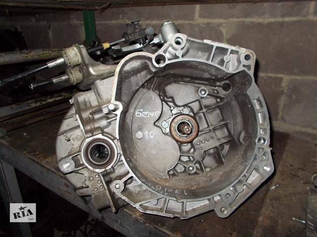 Б/у АКПП и КПП КПП Легковой Opel Zafira 2005-2008 55192042- объявление о продаже  в Ровно