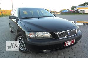 б/у Капоты Volvo V70