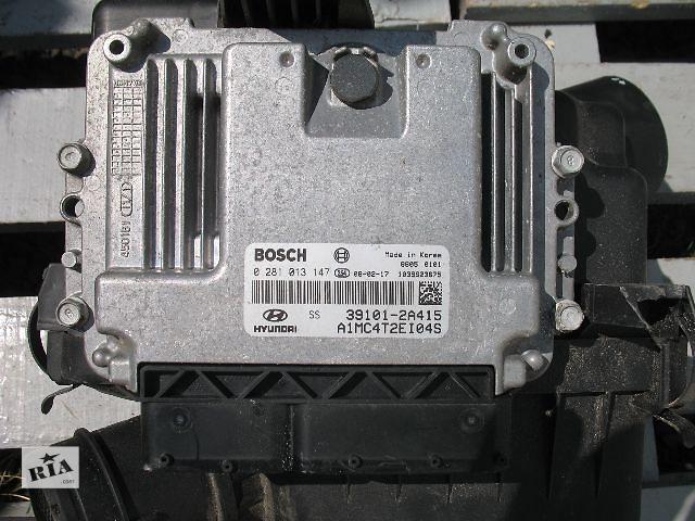 купить бу Б/у блок управления двигателем для легкового авто Hyundai Accent 2007 в Луцке