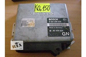 б/у Блоки управления двигателем Opel Calibra