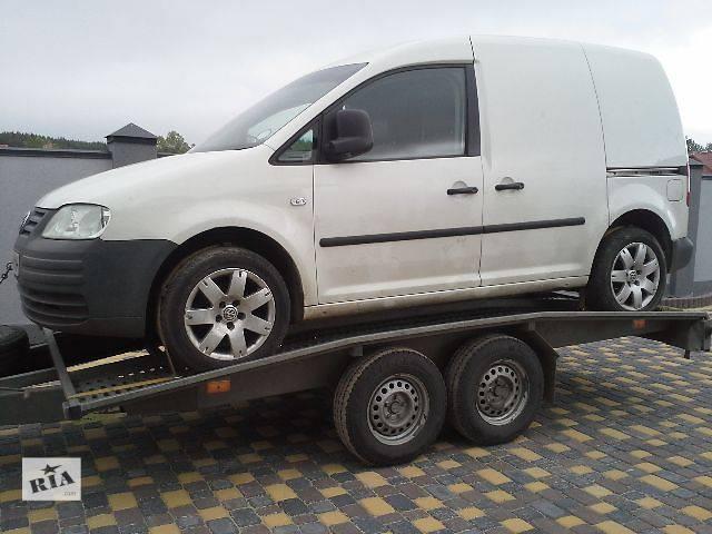 продам б/у Деталі кузова Дах Легковий Volkswagen Caddy 2007 бу в Львові
