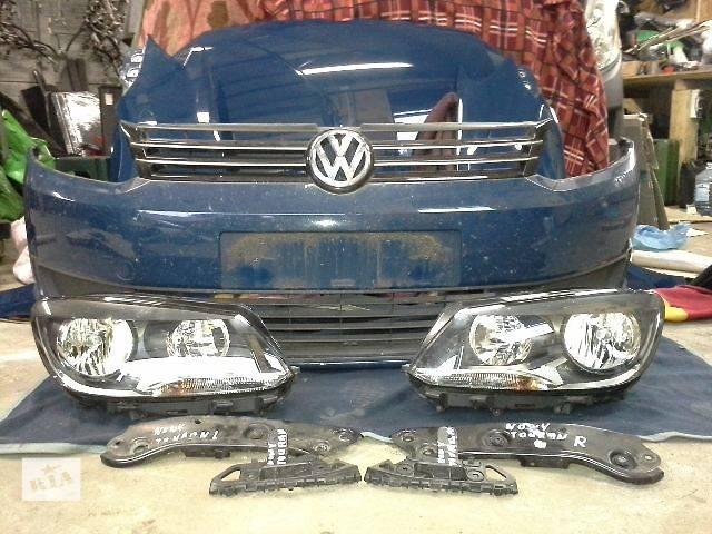 купить бу б/у Деталі кузова Капот Легковий Volkswagen Caddy 2013 в Львові
