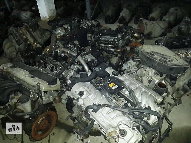 продам Б/у Детали двигателя Двигатель 2.0 compresor Легковой Mercedes E-Class 2008 бу в Львове