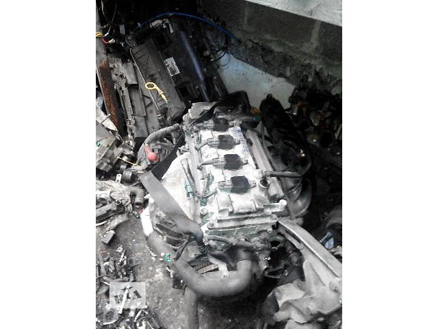 бу б/у Детали двигателя Двигатель Легковое авто Nissan Micra 2003-2010 CR12 в Ровно