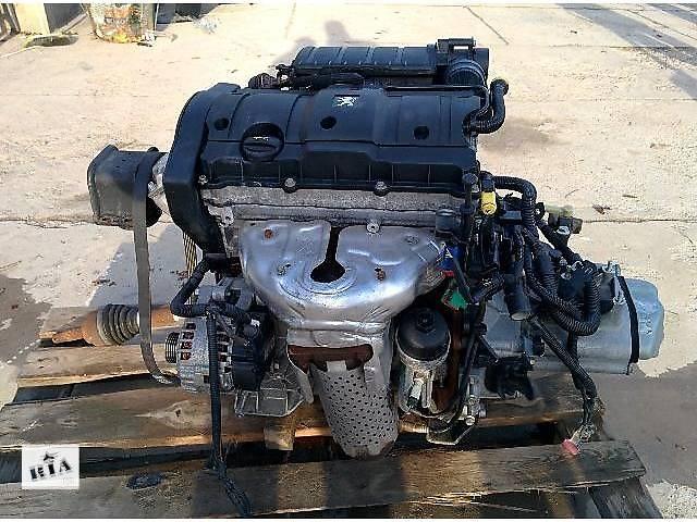 купить бу Б/у Детали двигателя Двигатель Легковой Peugeot 307 в Черновцах