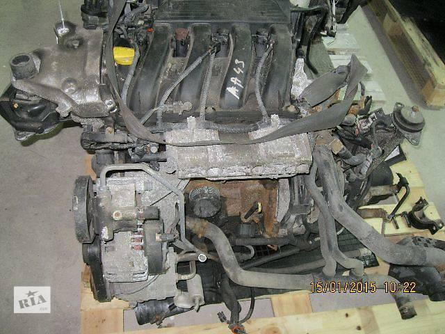 б/у Детали двигателя Двигатель Легковой Renault Laguna II 2002  (F4P)- объявление о продаже  в Киеве