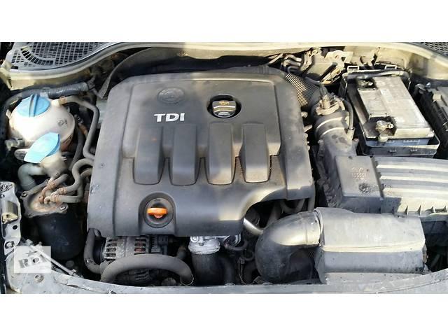 бу б/у Детали двигателя Двигатель Легковой Skoda Octavia A5 Хэтчбек 2006 в Пустомытах (Львовской обл.)